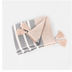 Imani woven throw blanket